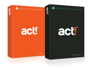 act! boxes