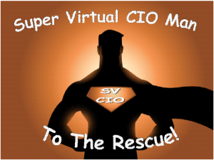 super virtual cio man/superman
